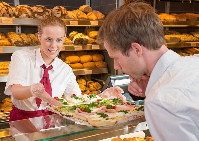 Belehrung für den Umgang mit Lebensmitteln nach §43