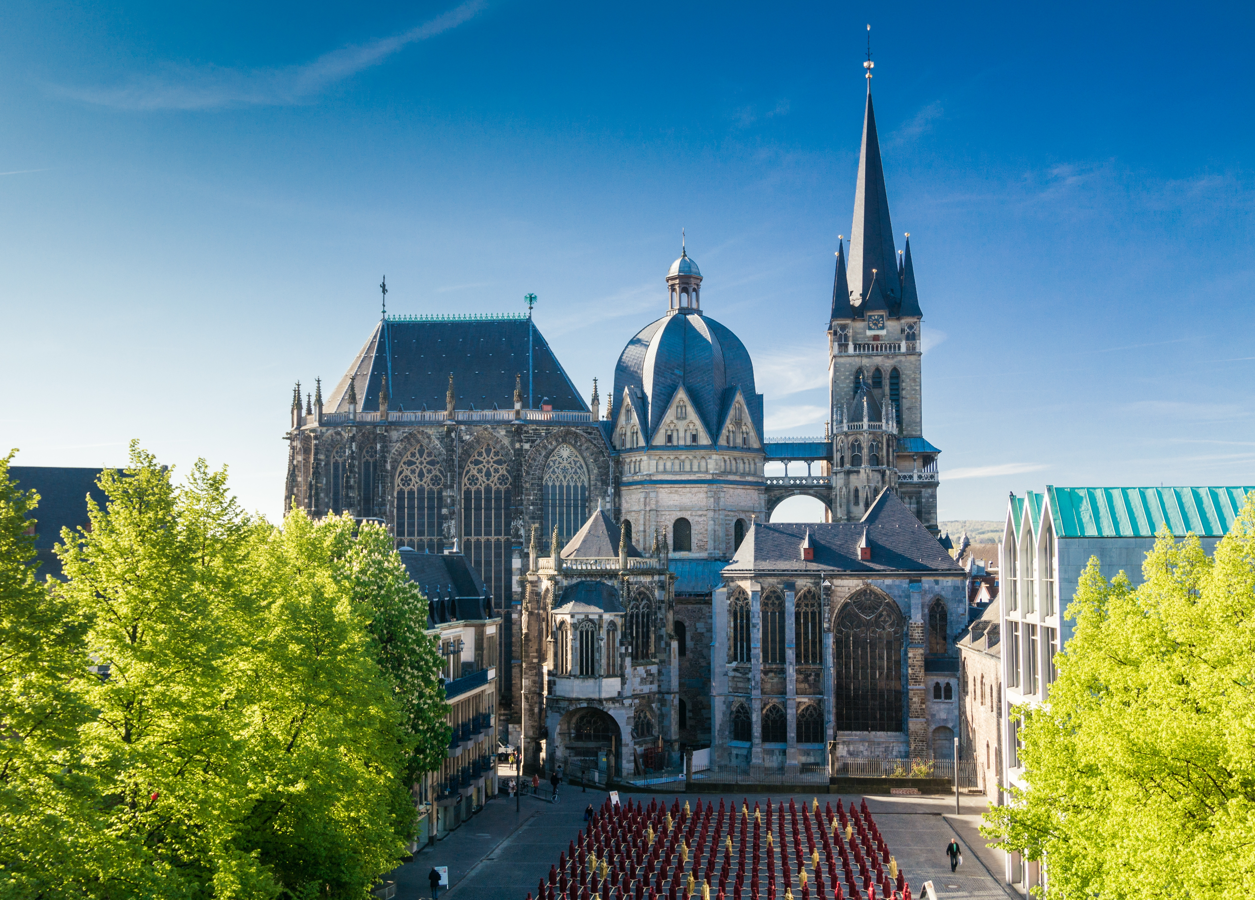 Kletterausrüstung Aachen : Unternehmungen aachen die top sehenswürdigkeiten in